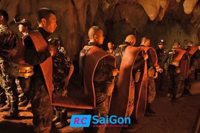 Toàn cảnh chiến dịch gian khổ giải cứu 13 thành viên đội bóng Thái Lan - 2