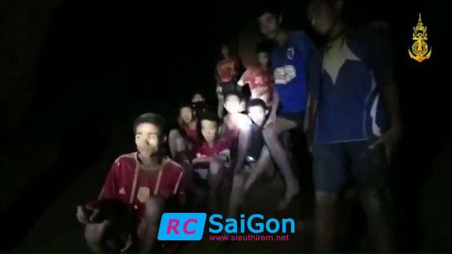 Toàn cảnh chiến dịch gian khổ giải cứu 13 thành viên đội bóng Thái Lan - 7