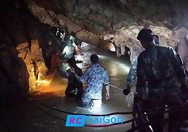 Toàn cảnh chiến dịch gian khổ giải cứu 13 thành viên đội bóng Thái Lan - 5